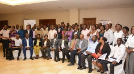 UFFA AGM was held on March 28,2018 at Sheraton Kampala Hotel