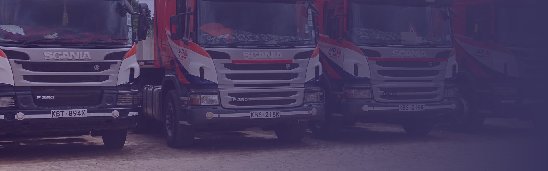 DAKS Couriers Transport